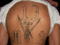 MS13 13 gang member