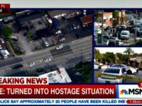MSNBC Broadcast Orlando