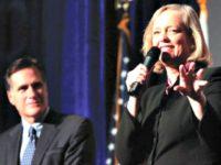 Mitt Romney and Meg Whitman