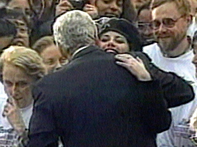 Monica Lewinsky affair not an abuse of power, says Hillary Clinton