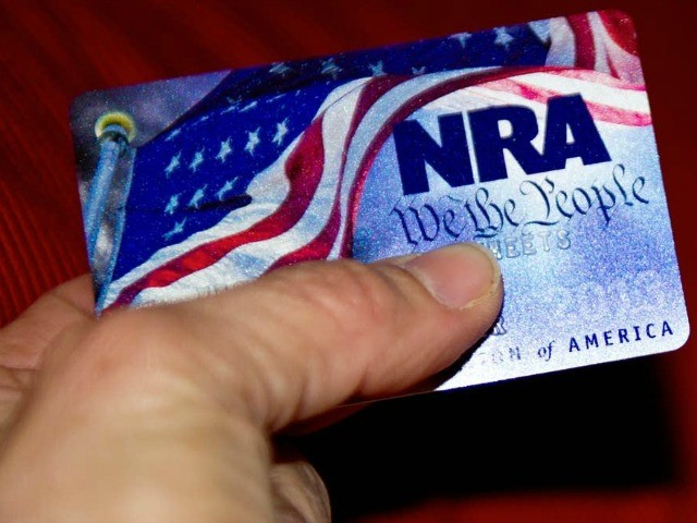 "National Rifle Association memberships surged in the wake of the anti-NRA protests and ""media bias"" that followed the February 14 Florida school shooting."