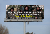 Brexit Comes to America: Ryan Challenger Mounts Immigration Billboard