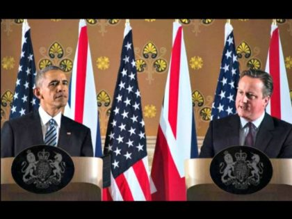Obama Cameron ©Jim Watson (AFP)