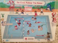 'Super Racist' Pool Safety Poster Forces Red Cross to Apologize
