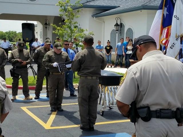 Officer Rex Funeral 4