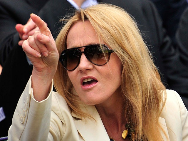 j k rowling unloads on fascist donald trump god help us all  british harry potter author j k rowling unloaded on presumptive gop presidential nominee donald trump in an essay posted to her website this week