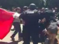 Stabbings In Sacramento as Neo-Nazis, 'Anti-Fascists' Clash at Capitol