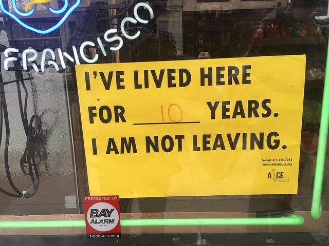 San Francisco rent (Jason Tester Guerilla Futures / Flickr / CC)
