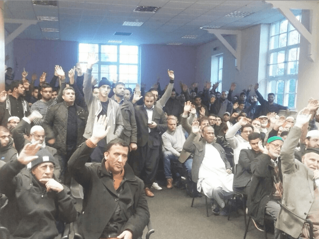 The British Muslim Youth vote to boycott South Yorkshire Police In October 2015