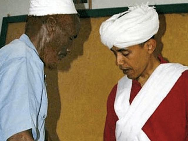 Obama as 'Muslim,' actually Somali visit (Associated Press)