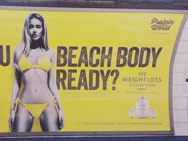 Adverts depicting sexist stereotypes to be banned from 2018