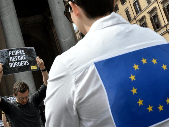 EU Migrants Open Borders