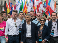 London's Muslim Mayor Slams Brexit Vote At Gay Pride Event