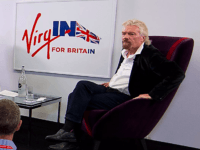 Billionaire Richard Branson Calls For 'Non-binding' Brexit Vote To Be 'Rejected'