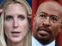 Coulter vs. Van Jones (Getty)