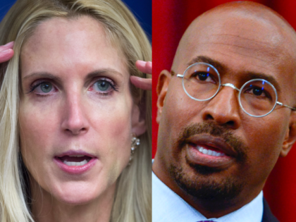 Coulter vs. Van Jones (Getty)