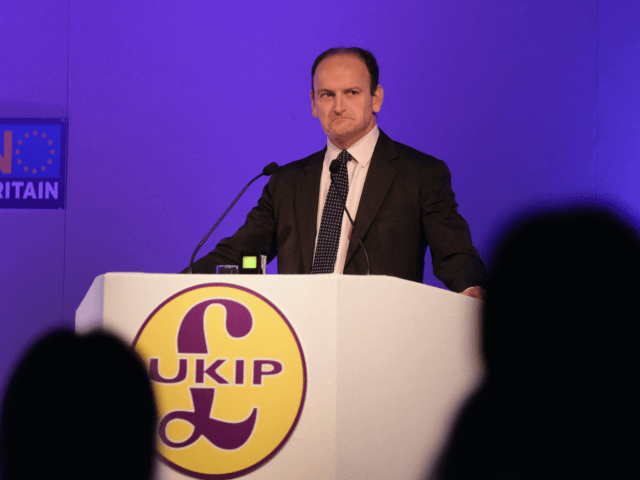 Douglas Carswell MP UKIP