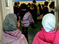 Muslim Girls UK school Islam
