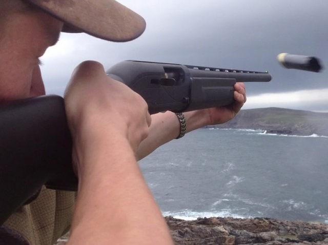Shotgun (Paul Wordingham / Flickr / CC / Cropped))