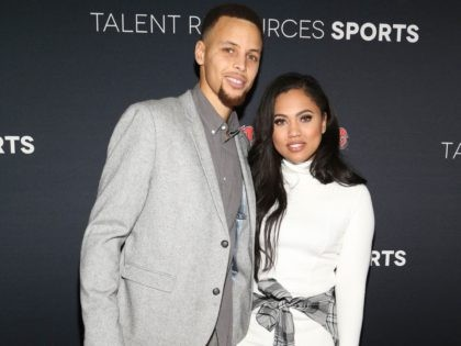 Stephen and Ayesha Curry (Omar Vega / Invision / Associated Press)