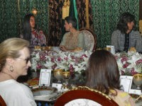 Meryl Streep Joins Michelle Obama for Ramadan Feast in Morocco