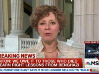 GOP Rep Susan Brooks: Admin Spent Two Hours Discussing How To Go Into Benghazi 'Without Truly Offending Libya' During Benghazi