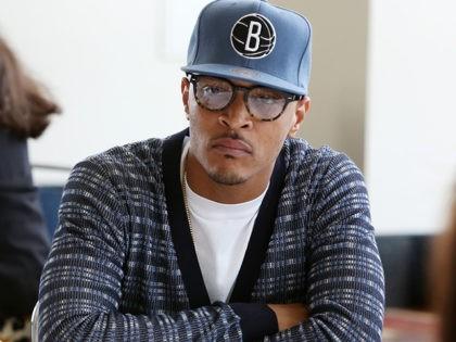 """Rapper Tip """"T.I."""" Harris has called out Kanye West, Steve …"""