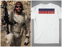 Former Navy SEAL Tej Gill Explains 'Hillary Clinton Killed My Friends' T-shirts