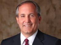 Texas AG Ken Paxton Official Photo