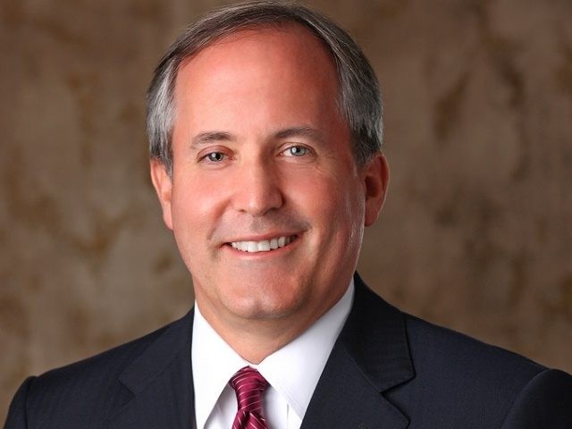 Texas AG Ken Paxton Official Photo