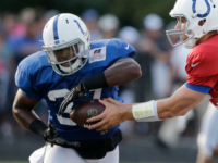 Ex-Colts RB Dies After Accidentally Shooting Himself