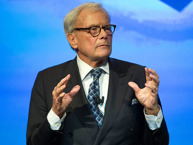 Tom Brokaw Supported By NBC Employees Due To 'Unpoken Threat'