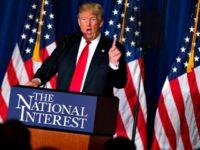 Trump America First AP