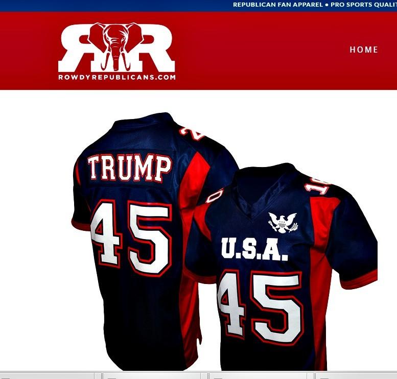 Trump Jerseys
