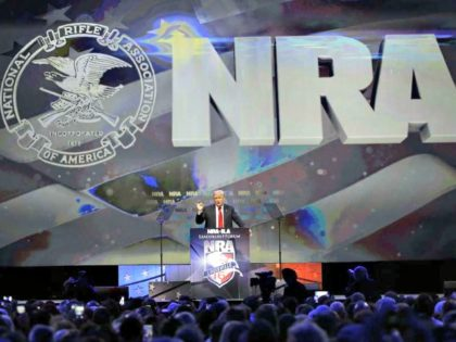 Trump NRA AP Mark Humphrey