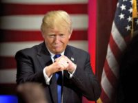 Trump Shows a Ring Andrew Harnick AP