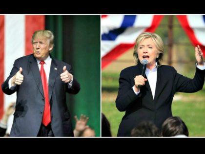 Trump the Populist, Hillary the Globalist AP Photos