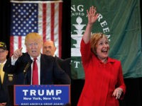 ***2016 LiveWire*** Trump, Clinton Gear Up for General Election Battle