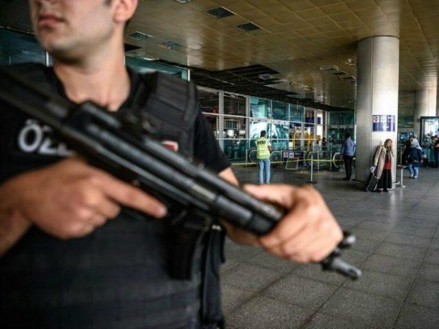AFP/Ozan Kose
