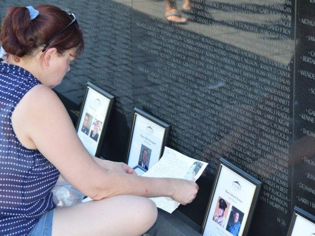 Vietnam War Memorial - In Memory 2016 - Agent Orange
