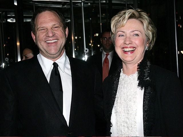 WeinsteinClinton
