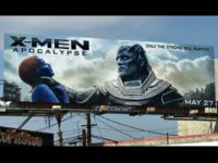 X-Men Billboard 20th Century Fox