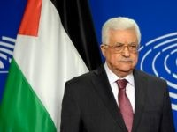 Palestinian Authority President Mahmoud Abbas Hospitalized with Fever