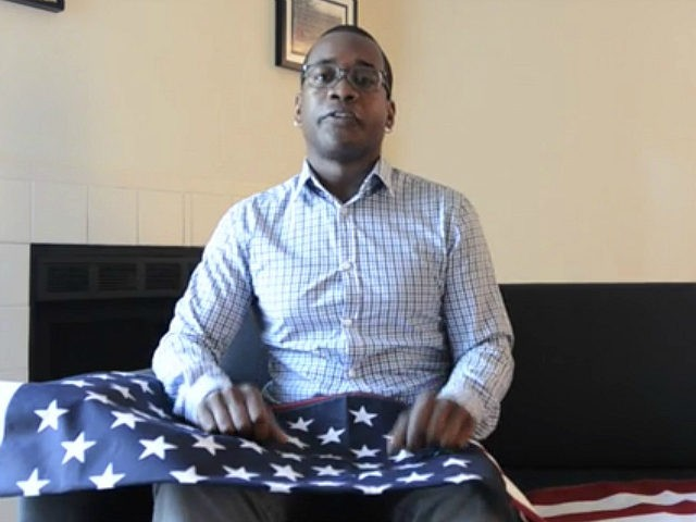 Time Warner Fires Vet for Lowering U.S. Flag to Half-Staff on Memorial Day