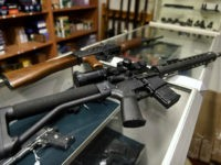 A US made AR-15 magazine-fed Armalite Rifle in a Helsinki weapons store Armalite Rifle on sale at a gun shop in Helsinki, Finland - 17 Dec 2015 The European Commission is to strengthen control of firearms across the EU, which would ban semi-automatic weapons from private citizens. (Rex Features via …
