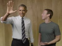 Obama Warns Mark Zuckerberg: Planet Will Be Under Water if World Doesn't Change