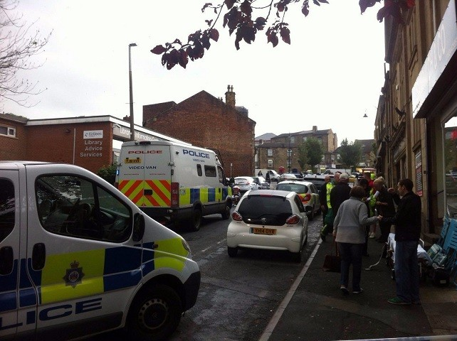 batley police