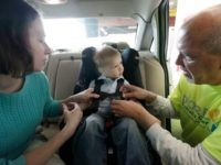 Father Creates App That Notifies Parents If They Lock Their Child in the Car