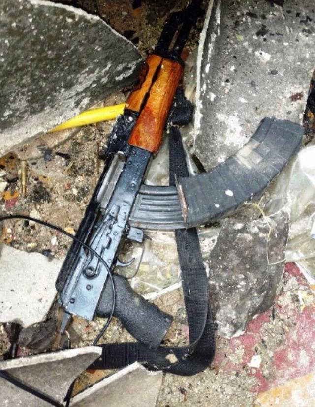 cartel gun