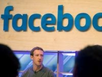 Facebook founder and chief Mark Zuckerberg speaks at the so-called 'Facebook Innovation Hub' in Berlin on February 25, 2016.